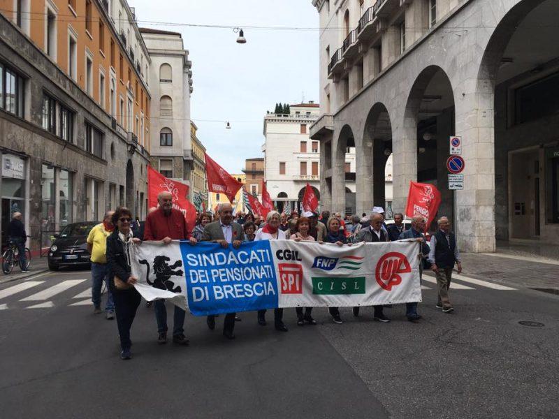 Primo maggio per la sicurezza sul lavoro e internazionalista a Legnano
