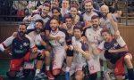 Prima vittoria dei play off per il Team Volley Cazzago