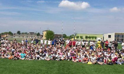 Giornata sportiva a Calvisano: anche quest'anno un successo