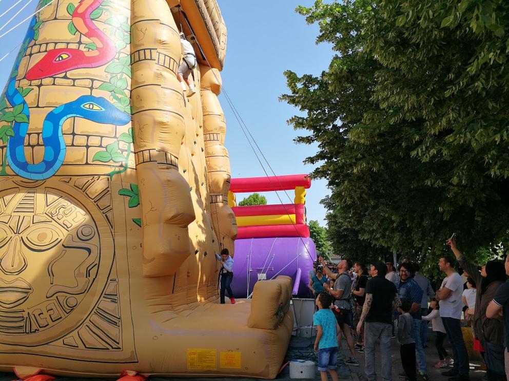 Giornata del bambino pompiere, Orzinuovi