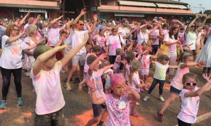 Color Run con la San Giuseppe, un successo LE FOTO