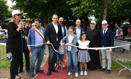 Inaugurato il campo da gioco al Paolo VI di Manerbio