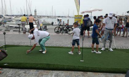 Giornata del golf a Desenzano