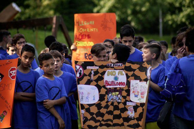 No al Bullismo a Palazzolo sull&#8217&#x3B;Oglio