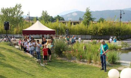 Paratico inaugura il parco del bio-lago