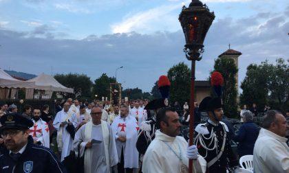 Processione di Santa Rita a Coccaglio
