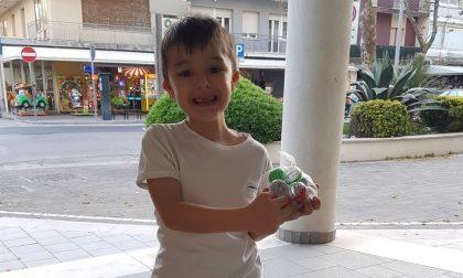 Una storia che emoziona: Andrea ha 6 anni, una protesi e sogna di correre