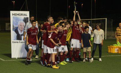 Calcio giovanile concluso il torneo Città di Rovato