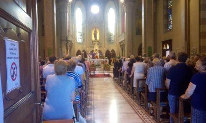 Fratelli Raccagni, il funerale a Palazzolo: uniti in tutto, anche nella morte