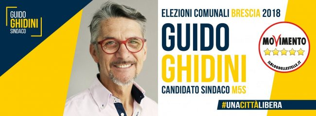 Guido Ghidini campagna elettorale