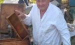 Giovanni Porrini a Calvisano cura 3 milioni di api