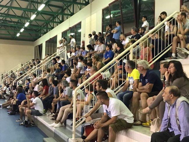 Trenzano Basket, alcune immagini di gara2 al PalaLoggia