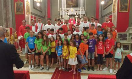 Poncarale festeggia i patroni assieme al vescovo