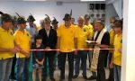 Inaugurato magazzino degli Alpini di San Pancrazio IL VIDEO