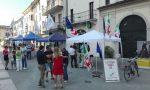 Montichiari, la maggioranza in piazza si racconta