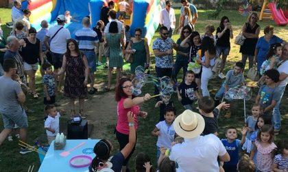 Scuola materna san Pancrazio di Palazzolo chiude l'anno con una festa LE FOTO