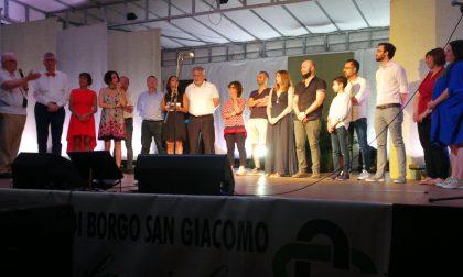 Successo del festival di Borgo San Giacomo