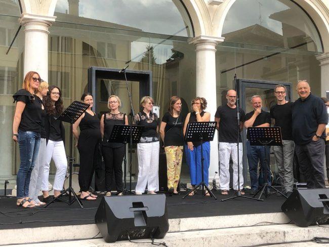 Nuove voci cercansi per coro Don Chisciotte di Roncadelle