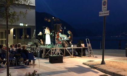Concerto jazz per l'inaugurazione della piazza di Clusane