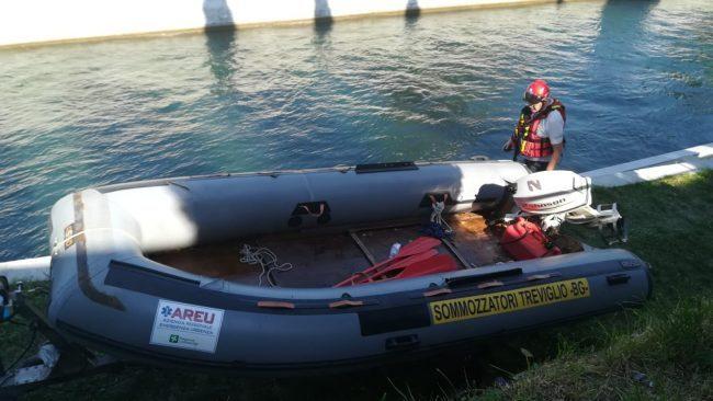 Tragedia nell'Adda, giovane bresciano muore annegato