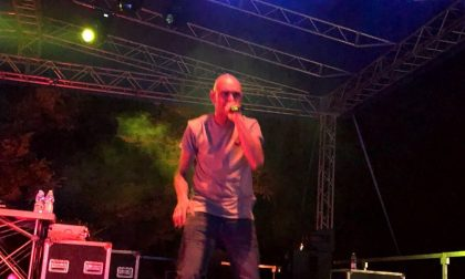 Bassi Maestro, il meglio del rap a Palazzolo I VIDEO