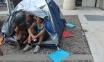 """Coppia senza casa trova """"alloggio"""" sul fiume Chiese"""