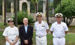 Direttore in visita alla Guardia Costiera