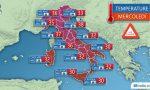 Meteo Brescia, in arrivo i giorni più caldi dell'anno