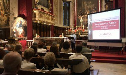 Verolanuova in basilica serata culturale