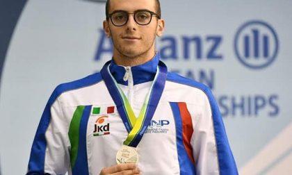 Federico Bicelli fa incetta di ori ai nazionali di nuoto