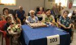 Nonna Maria ha spento 103 candeline a Pontoglio