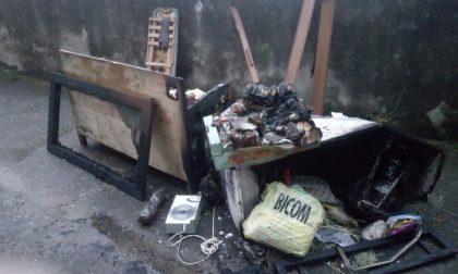 A fuoco una casa a Palazzolo: una persona sfollata