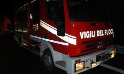 Incidente in A35 all'altezza di Rovato