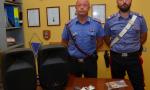 Controlli dei Carabinieri per la repressione del consumo di stupefacenti