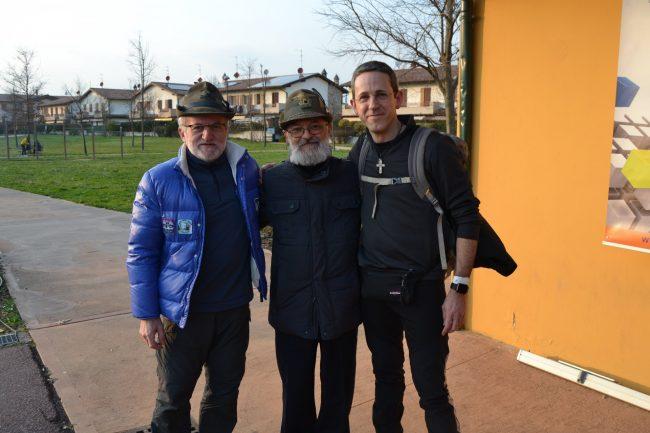 Camminata benefica a Palazzolo per padre Riccardo