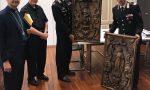 Ritrovate opere trafugate in una chiesa terremotata del Mantovano