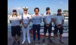 Il Ministro Toninelli sul lago di Garda