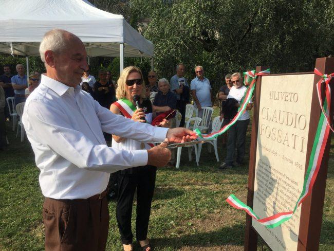 Toscolano Maderno ha omaggiato l&#8217&#x3B;ex sindaco
