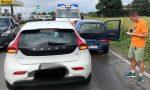 Incidente prima della rotonda tra Palazzolo e Cologne: otto persone coinvolte