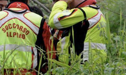 Grida di aiuto dal fondovalle: ricerche di un disperso a Toscolano sospese senza esito