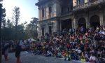 Grande festa per la famiglia in Villa Mazzotti