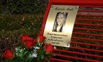 Panchina rossa per non dimenticare Manuela Bailo