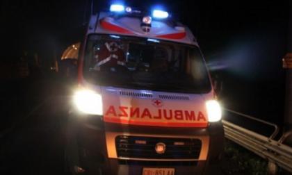 Doppio incidente sulla SP 12 tra Adro ed Erbusco
