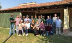 Tradizionali castagne e vin brulè con il gruppo alpini di Coccaglio