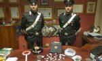 Droga in auto arrestato 23enne a Ospitaletto