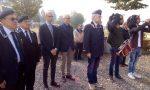 Tradizionale cerimonia per i fanti a Palazzolo sull'Oglio VIDEO e FOTO