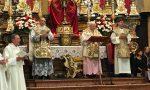 Chiari saluta monsignor Rosario e don Fabio FOTO