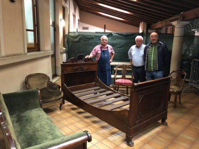 A Travagliato il letto dove dormì Napoleone III