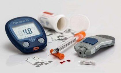La Loggia si tinge di blu per i malati di diabete