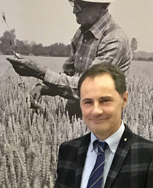 Confagricoltura Brescia Presidente Garbelli